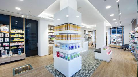 Reforma integral de Farmacia en Valencia